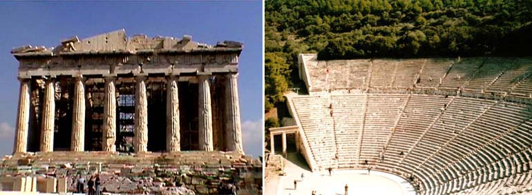 Shore excursions in Athens